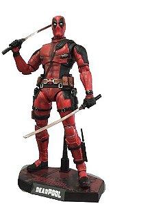 Action Figure Deadpool 30 Cm Totalmente articulado - X-Men