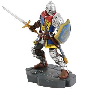 Oscar Knight OF Astora Figure Dark Souls Heroes Of Lordran - Games Geek