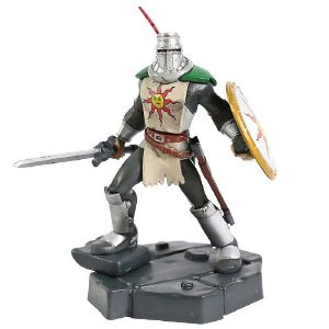 Solaire Knight OF Astora Figure Dark Souls Heroes Of Lordran - Games Geek