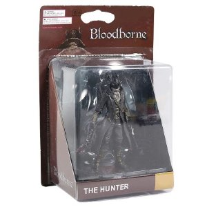 The Hunter Bloodborne Boneco 12 Cm - Games Geek