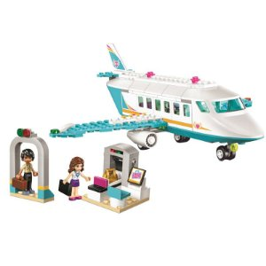 Avião de Heartlake City Friends - Blocos de Montar