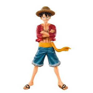 Figure Luffy One Piece - Animes Geek
