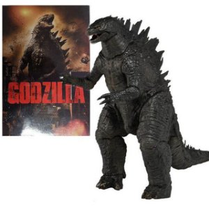 Boneco Godzilla 2014 Monster king Action Figure - Neca