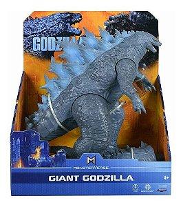 Boneco Godzilla 2021 Monsterverse Lançamento Kong Vs Godzilla - Original Playmates