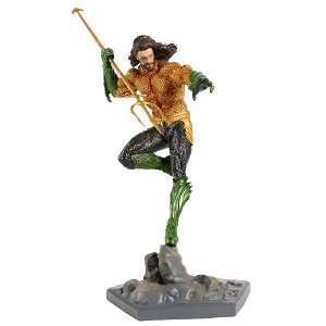 Figure Aquaman 23 CM Liga da Justiça - Dc Comics
