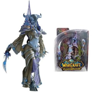 Estátua Tamura Figure World Of Warcraft - Games Geek