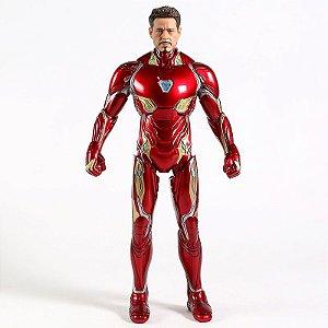 Estátua Iron Man Escala 1/6 Mark 50 - Homem de Ferro