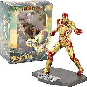 Estátua Homem de Ferro Mark 42 Iron Man - Vingadores