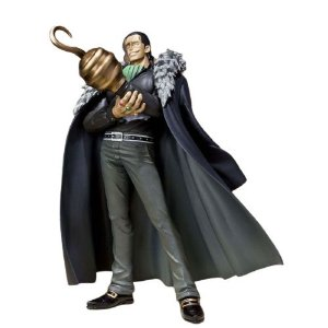 Estátua Rei do Deserto Sir Crocodile Figure One Piece - Animes Geek