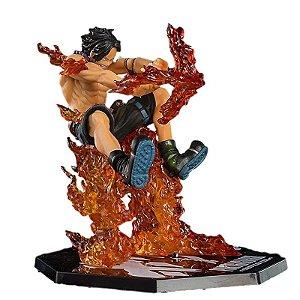 Portgas D Ace Figure Ver. Battle Crossfire - One Piece