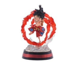 Figure Mini Diorama Luffy 13 cm - One Piece
