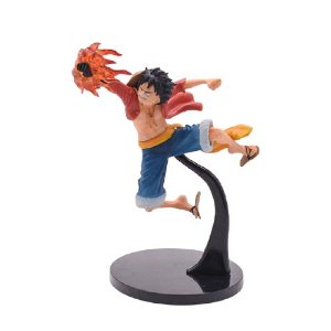 Boneco Figure Monkey D Luffy - One Piece