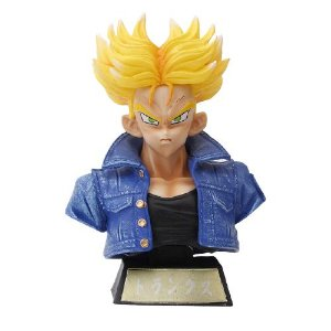 Busto Trunks Super Saiyajin Dragon Ball Z - Animes Geek