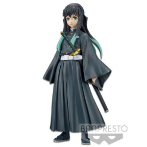 Muichiro Tokito Action Figure Estátua Kimetsu no Yaiba - Demon Slayer