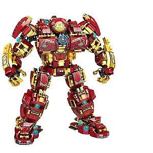 Hulkbuster Avengers 1450 peças - Blocos de Montar