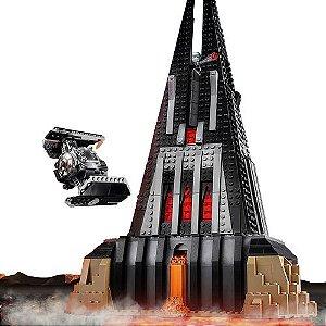 O Castelo de Darth Vader Star Wars 1188 peças - Blocos de Montar