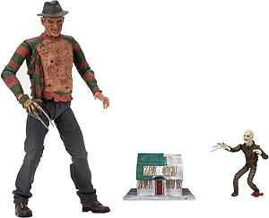 Freddy Krueger A Nightmare on Elm Street 3 Dream Warriors - Neca