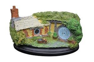 Cabana o hobbit Bilbo Bolseiro - O Senhos dos Anéis