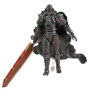 Action Figure Guts Berserk Versão Armor Skull Edition - Animes Geek