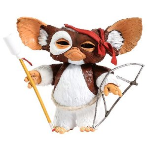 Action Figure Gizmo Os Gremlins - Ultimate Neca