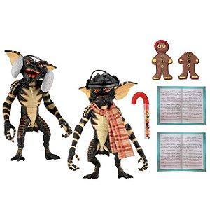 Pack Winter Gremlins com 2 Figures Os Gremlins - Neca Pack Ultimate