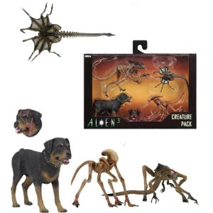 Figures Alien Creature Pack Deluxe Alien 3  - Neca