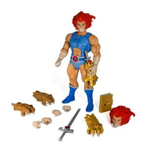 Boneco Lion-o Thundercats Ultimates Classic - Original Super7