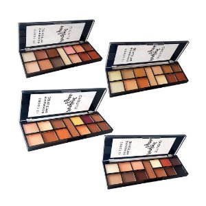 Paleta de sombras 12 Cores Vivai Perfect Eyes