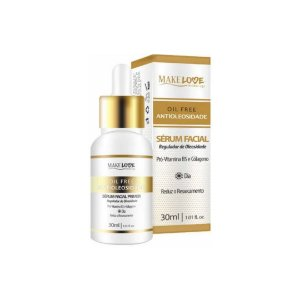 SERUM FACIAL ANTIOLEOSIDADE DIA MAKE LOVE