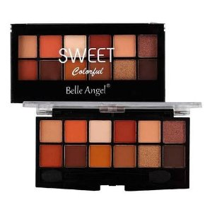 Paleta de Sombras Sweet Colorful B Belle Angel