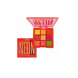 Paleta de sombras Neon New Face - Cor 1