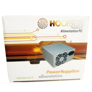 Fonte Atx Hoopson Fnt-230w Real 350w Nominal Nf-e