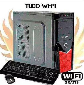 Core 2 Duo  2.9 ghz 4GB Memoria  Com Teclado Mouse  Wi-fi