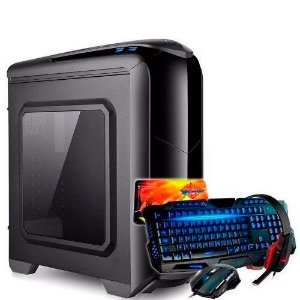 Cpu Gamer / Core I5 7400/ 8gb DDr4 / 1TB / Led/ Hd630 2gb