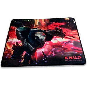 Mouse Pad Gamer Com Costura Knup KP-S07