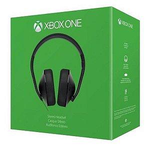 Headset  Stereo (Adaptador Oficial Incluso) - Xbox One -Microsoft
