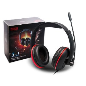 Fone De Ouvido Gamer Headset 5 X1 PS4  Xbox One -PS3  PC  Mac