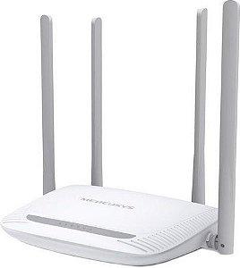 Roteador MW325R 300Mbps 4 Antenas Fixas Sinal Otimizado 4 Portas - Mercusys