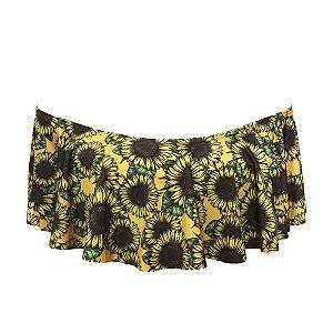 Ciganinha de Biquíni Girassol Amarelo