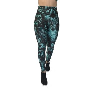 Calça Legging Vivie Fitness Floresta Verde