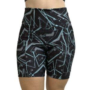 Shorts Vivie Fitness Órbita Preto