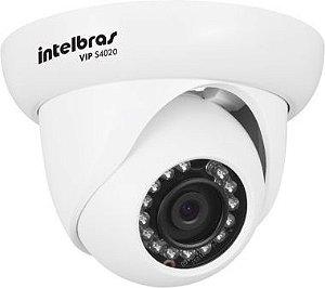 Câmera IP Dome Infravermelho VIP S4020 1.0 MP 3,6mm Intelbras