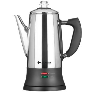 Cafeteira Elétrica Italiana Inox 1,7L CAF103 Cadence 127V