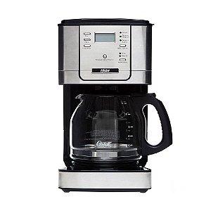 Cafeteira Elétrica Flavor Programável Prata 1,5L Oster 220V