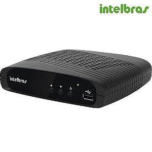 Conversor e Gravador Digital HDTV CD636 Preto Intelbras