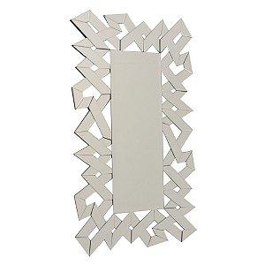Espelho Retangular Decorativo - 140 x 80 cm