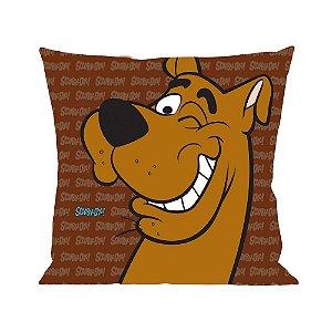 Capa para Almofada em Poliéster Hanna Barbera Scooby-Doo - 45 cm