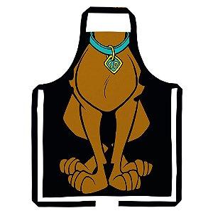 Avental de Algodão Hanna Barbera Scooby-Doo Body - 80 cm