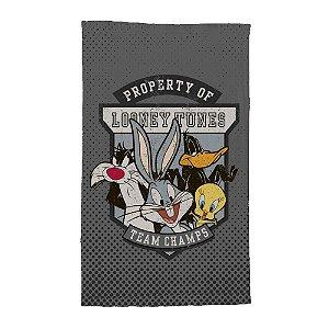 Pano de Prato de Algodão Looney Tunes Team Champs - 70 x 45 cm