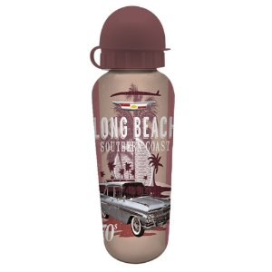Squeeze de Alumínio GM Vintage Long Beach - 500 ml